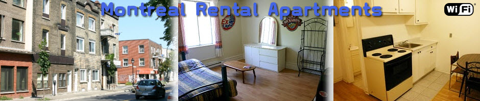 Montreal Rental Apartments